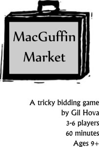 MacGuffin Market cover