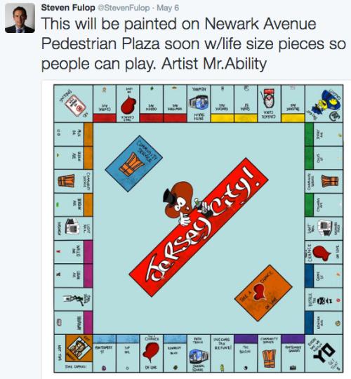 Fulop Monopoly Board