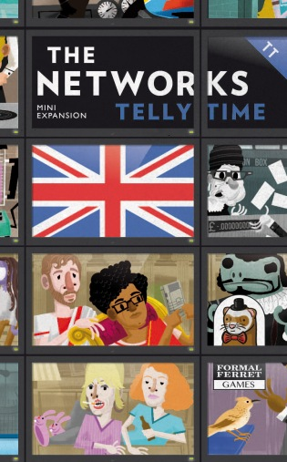 Telly Time cover